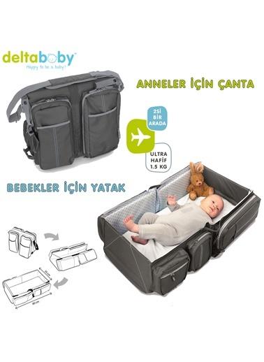 Deltababy - Seyahat Ve Bakım Çantası-Pufy Baby